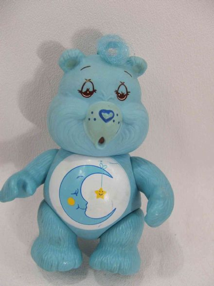VINTAGE BEDTIME CARE BEARS POSEABLE